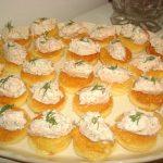 Salmon & Lemon Brioche