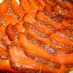Treacle Cured Salmon