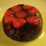 Cherry & Chocolate Puddings