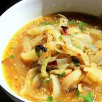 Roasted Onion Soup with Mustard & Marmite