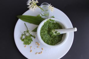 Wild Garlic Pesto By Anna May, Everyday