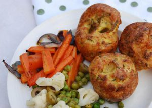 Herby Yorkshire Puddings by The Garden Deli