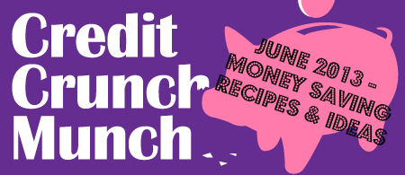 Credit Crunch Munch June Badge