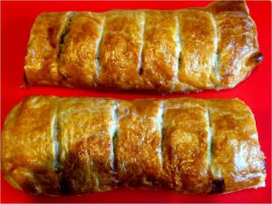 Giant Sausage Rolls