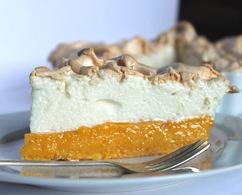 Carrot Meringue Cake