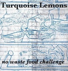 No Waste Food Challenge Badge