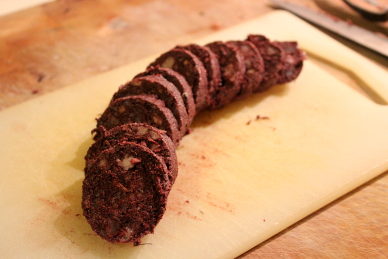 Organic Black Pudding