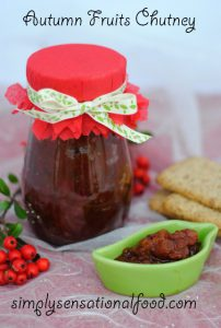 Autumn Fruits Chutney
