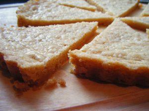 Gluten Free Shortbread