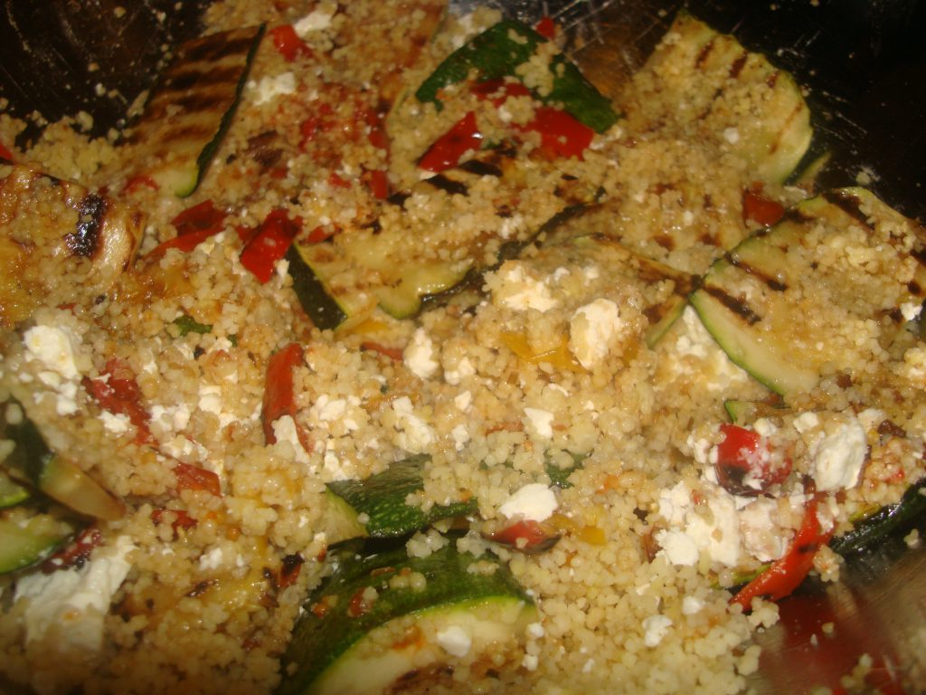 Chicken & Feta Couscous