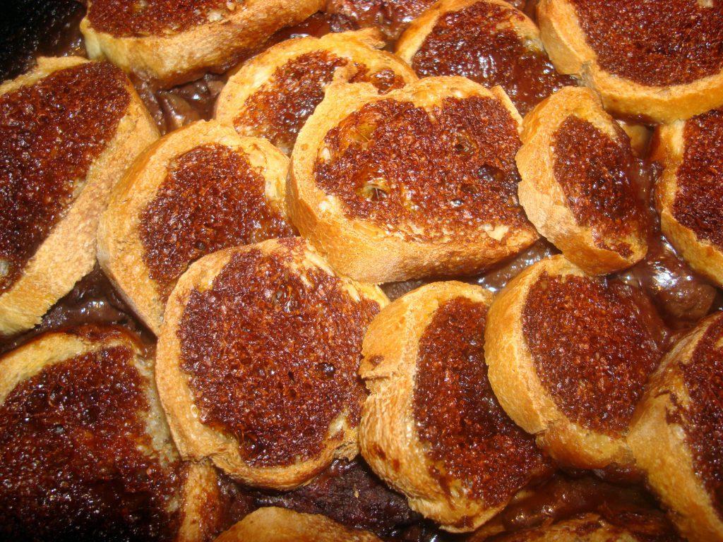 Marmite Toasts