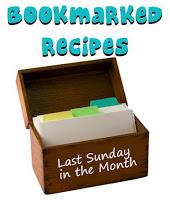 Bookmarked Recipes Logo