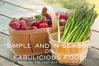 Simple & In Season Logo