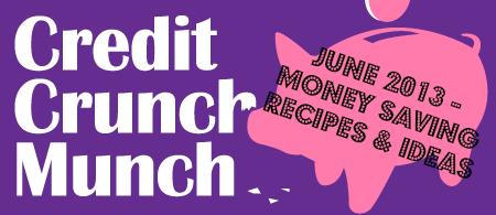 Credit Crunch Munch June Badge