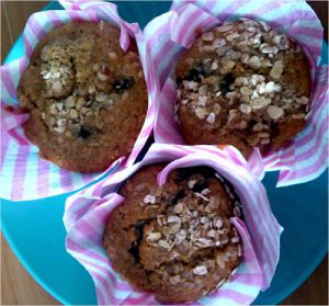 Energy Boost Muffins