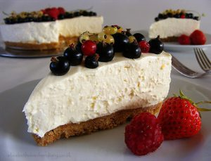 Summer Fruits Cheesecake