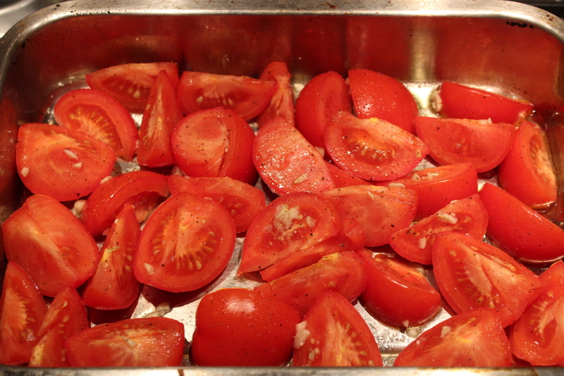 Tomatoes for roasting