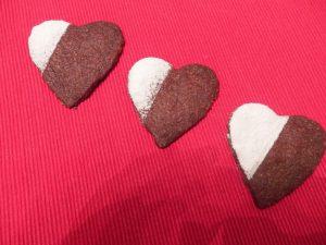 Hazelnut & Chocolate Shortbread
