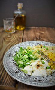 Mozzarella & Rocket Salad